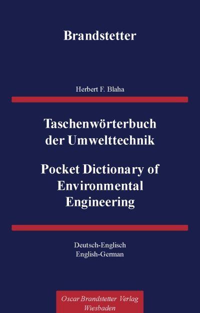 Taschenwörterbuch der Umwelttechnik