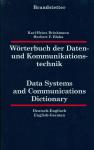 Wörterbuch der Daten- und Kommunikationstechnik