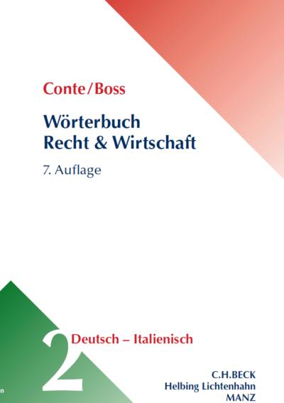 Wörterbuch Recht und Wirtschaft