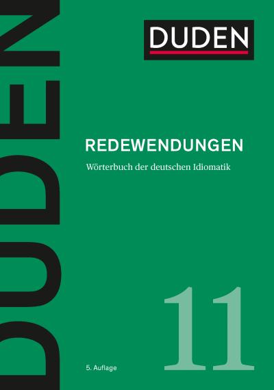 Wörterbuch der deutschen Idiomatik