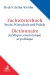 Wörterbuch Recht, Wirtschaft und Politik