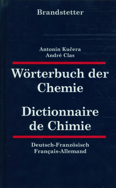 Wörterbuch der Chemie