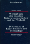 Kucera: Dictionary Exact Science and Technology