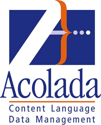 Acolada.de - Content management and terminology management; online shop for dictionaries