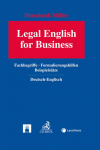Legal Business English