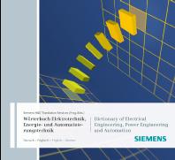 Wörterbuch Elektrotechnik, Energie- und Automatisierungstechnik