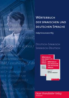 Wörterbuch der spanischen und deutschen Sprache