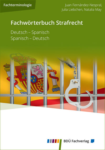 Fachwörterbuch Strafrecht Cover