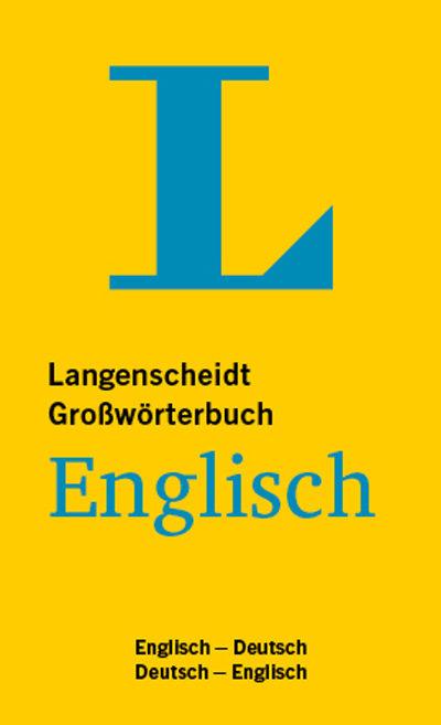 Muret-Sanders Großwörterbuch Englisch