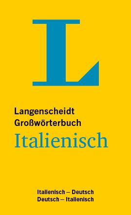 Handwörterbuch Italienisch
