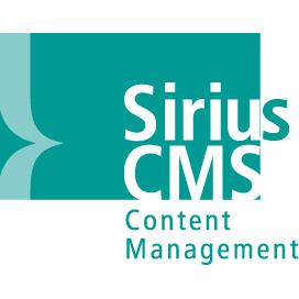 Sirius CMS XML Redaktionssystem